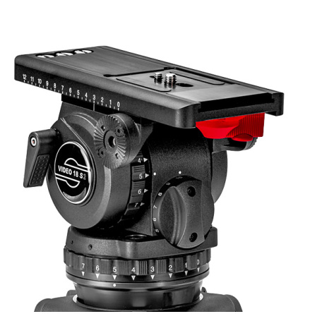 Video 18 S2 Fluid head - Sachtler