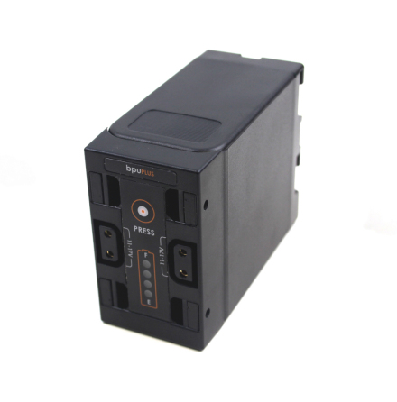 BP 75W Battery Pack (Sony BP-U Type) D-tap Output - HawkWoods