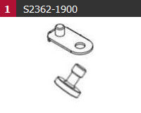Camera Screw Kit For Sideload Plate