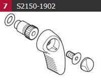 Brake knob kit