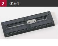 Camera Plate Sideload plate S - Sachtler