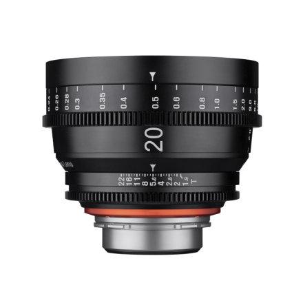Samyang Xeen Cine 20mm T1.9 Canon EF