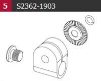 Clamp Kit For Pan Arm FSB