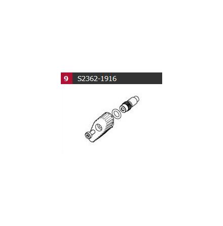 Brake lever kit vertical FSB