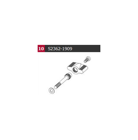 Clamping Knob Kit For T&G Platform
