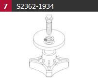 Kit tripod mount V18P