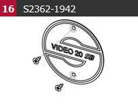 Kit label V20SB