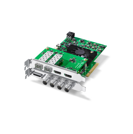 DeckLink 4K Extreme 12G - Blackmagic Design