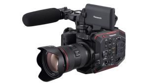 Panasonic AU-EVA1 5.7K Super 35 Handheld Cinema Camera