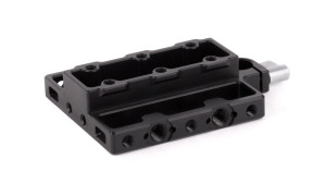 Unified Baseplate Camera Dovetail for FS5, VariCam, EVA-1