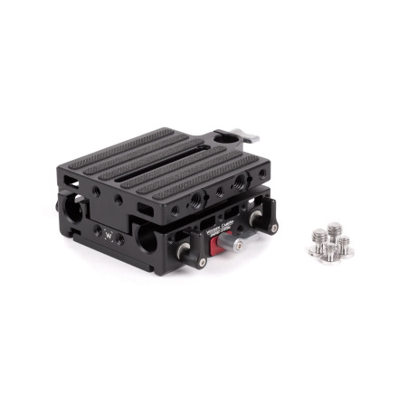 Unified Baseplate for Sony FS5, VariCam, EVA-1