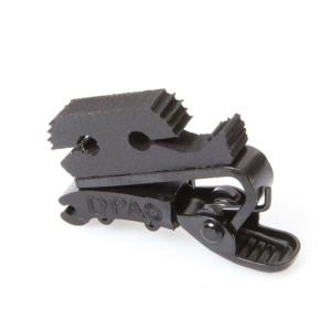 DPA Miniature Clip, Double Lock, Black