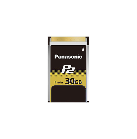 P2 Card F-Series 30 GB. AVC-Ulta Compatible