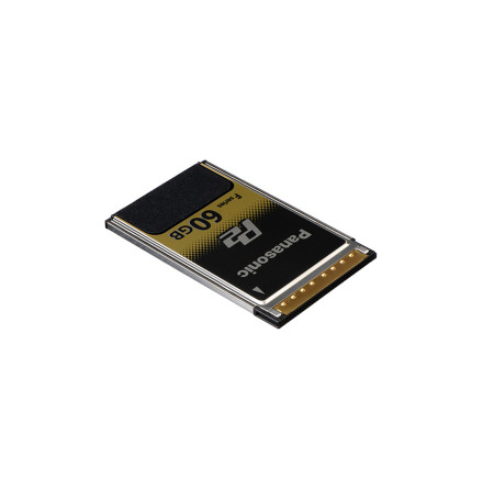P2 Card F-Series 60 GB. AVC-Ulta Compatible