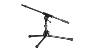 259/1 Microphone Stand - black