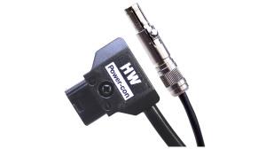 D-Tap male to Odyssey 3-pin Nano 75 cm