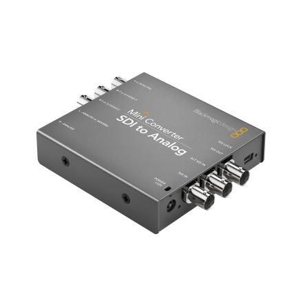 SDI to Analog - Mini Converter - Blackmagic Design
