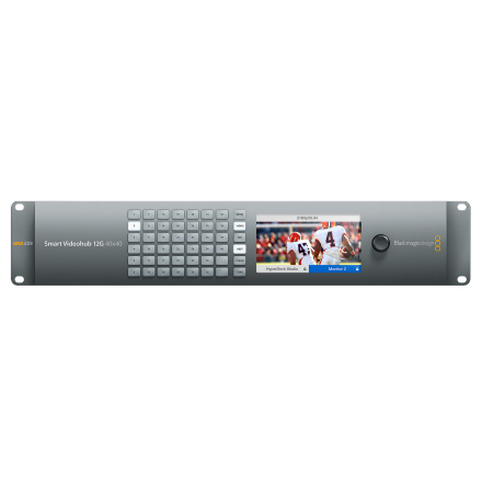 Smart Videohub 12G 40x40 - Blackmagic Design