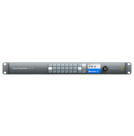 Smart Videohub 20X20 - Blackmagic Design