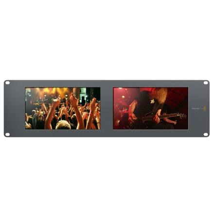 "SmartView Duo 2x8""- Blackmagic Design"