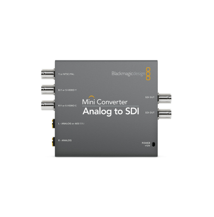 Analog to SDI - Mini Converter - Blackmagic