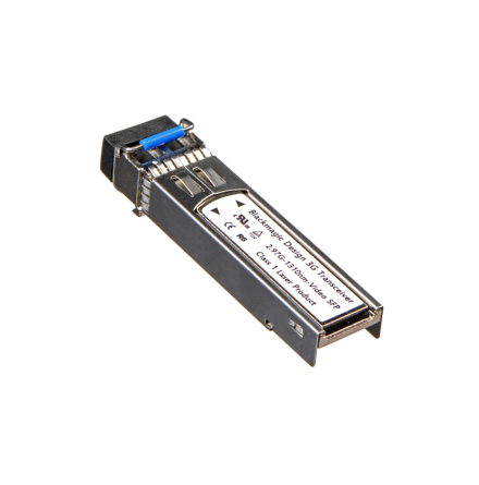 Adapter - 3G BD SFP Optical Module - Blackmagic Design