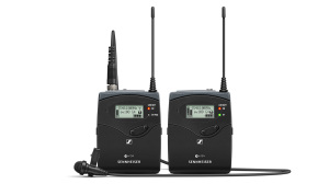 Wireless Mic Set Lavalier EW 112P G4