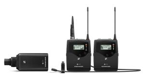 Wireless Mic Set Lavalier EW 500 FILM G4 Pro Film Combo