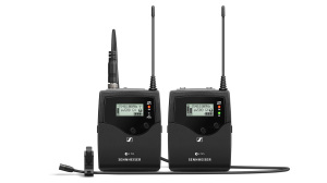 Wireless Mic Set Lavalier EW 512P G4 Pro