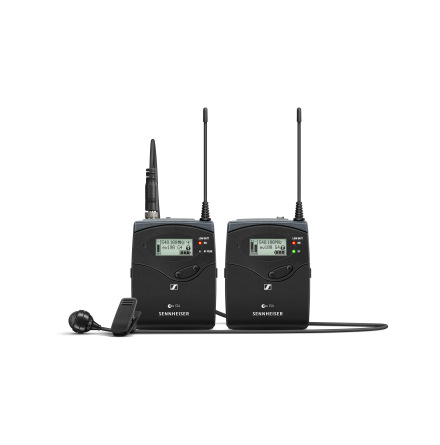 Wireless Mic Set Lavalier EW 122P G4