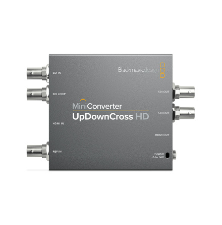 UpDownCross HD - Mini Converter