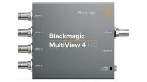 Blackmagic MultiView 4 HD