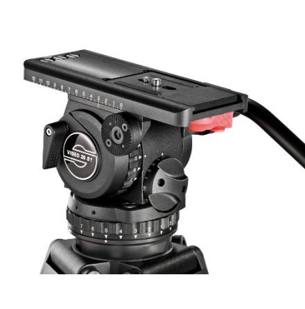 Video 20 S1 Fluid Head Sachtler