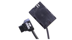 D-Tap power cable for Canon 5D 8V 45 cm