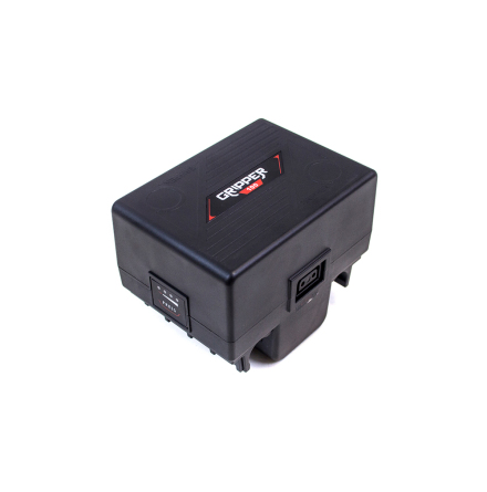 Gripper Battery 14,4v 100Wh with 2x D-Tap