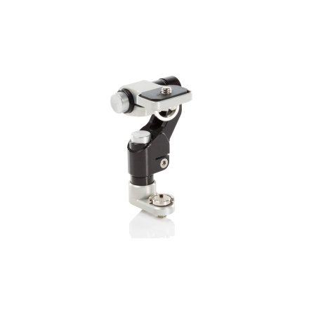 "Shape 2 axis push button arm 1/4""-20"