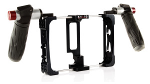 Shape atomos flame cage with handles