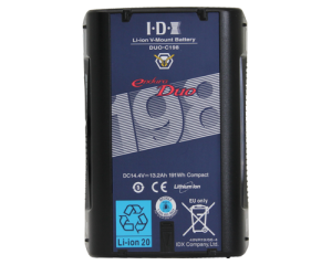 DUO-C198 191Wh V-Mount Battery with D-Tap and USB