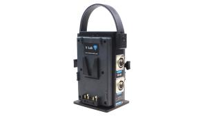 V-Lok Dual Docking Adaptor 2x XLR 3-pin 24V