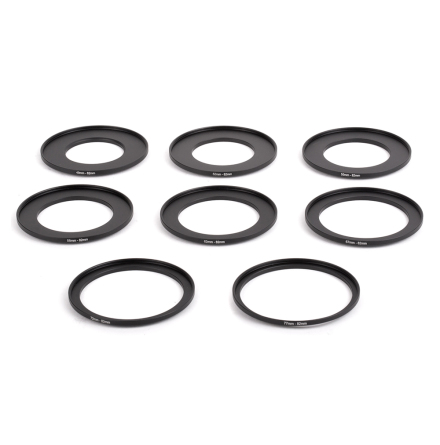 Zip Box Adapter Rings (49 52 55 58 62 67 72 77mm)