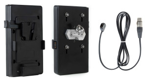 V-Mount Battery Plate w/ D-Tap and Cable for Bee and Wasp