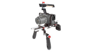 Blackmagic Pocket Cinema 4K/6K Offset Shoulder Mount