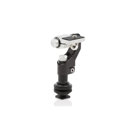 2 Axis Push Button Arm with Hot Shoe