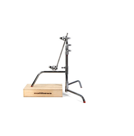 "C-Stand 20"" Sliding Leg, Low Profile, Kit"