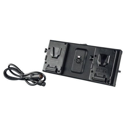 Battery Bracket Dual V-Lock for GEMINI