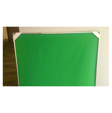 Chroma Green for Panel Frames
