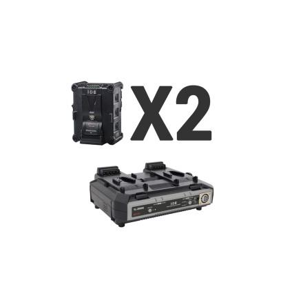 Endura 2x IPL-98 + VL-2000S