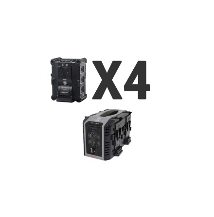 Endura 4x IPL-98 + VL-4Se