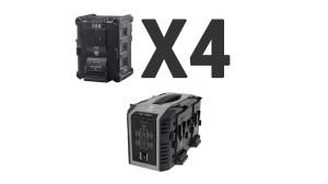 Endura 4x IPL-150 + VL-4Se