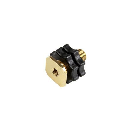 Hot Shoe Adaptor 3/8 male, 1/4 female